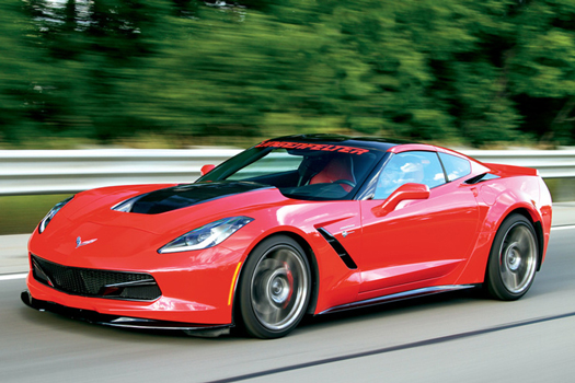 "Corvette Magazine: A ""Flare"" for Performance"