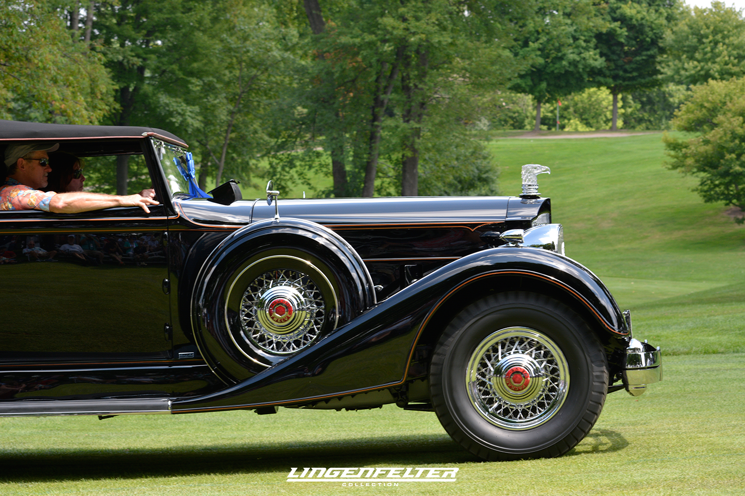Concours D Elegance Of America July 2016 Lingenfelter