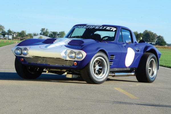 Reflections of the Legendary '63 Corvette Grand Sport in Superformance's Refined Reproduction