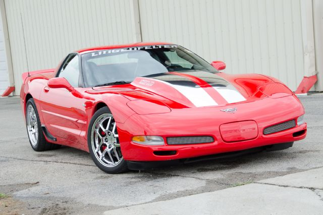 Lingenfelter 2003 Z06 Vette Tuned for the Strip