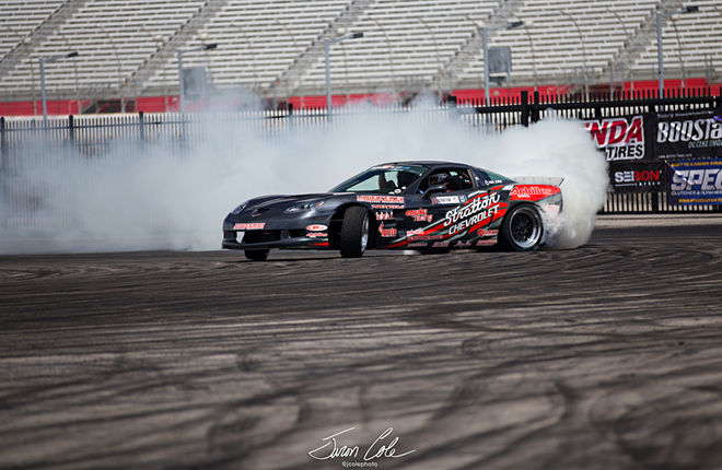 Life Going Sideways: Dirk Stratton Born to Drift