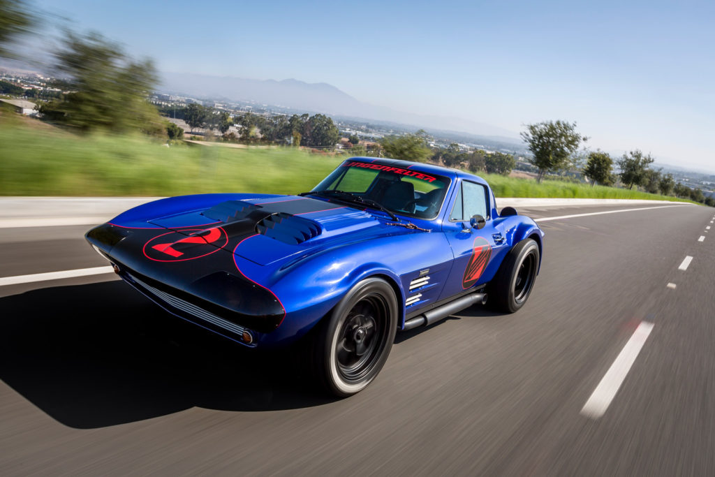 Lingenfelter powered Superformance Grand Sport Corvette