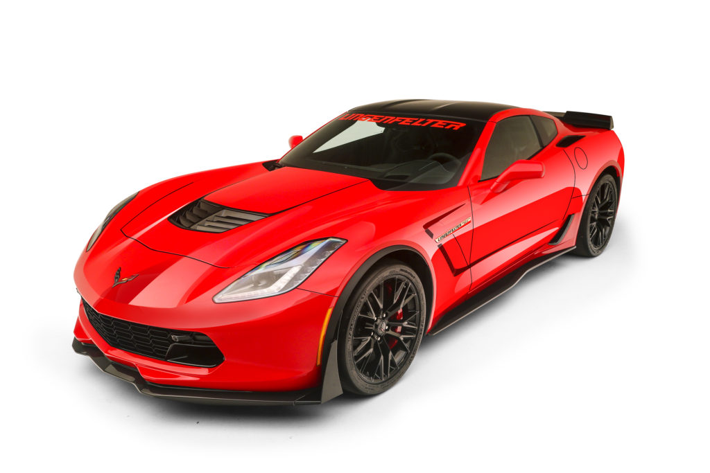 Dream Giveaway - Lingenfelter Signature Edition #001 - 800HP - 2017 C7 Z06 Corvette