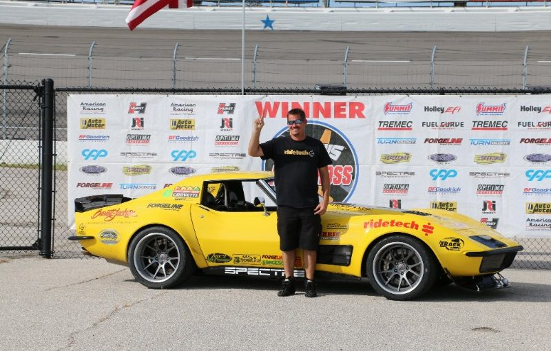 The RideTech 48 Hour Corvette Wins Goodguys Autocross National Championship! – Powered by Lingenfelter