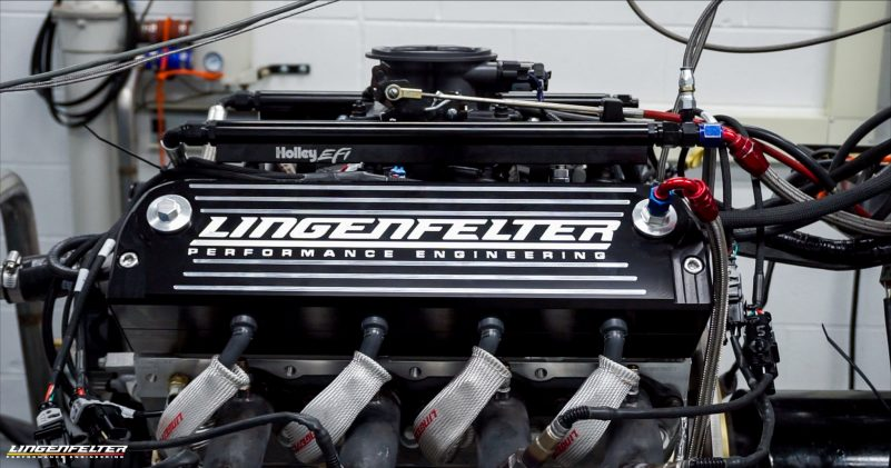 Lingenfelter Power and Reliability for the New 48 Hour Camaro