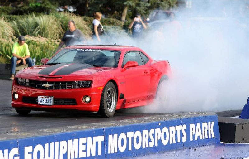 Summit Motorsports Park and Lingenfelter Performance Engineering Partner