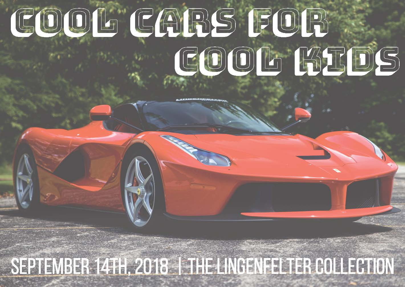 Showcasing delicious food, great entertainment, and a variety of beautiful exotic cars, this is one event that you won't want to ...