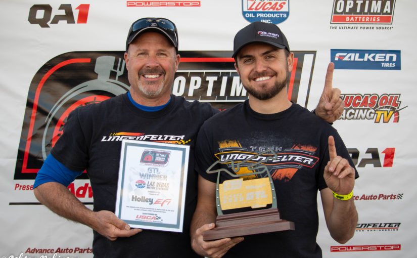 NEW Eliminator Spec engine powers through a WIN during USCA Las Vegas Season Opener!