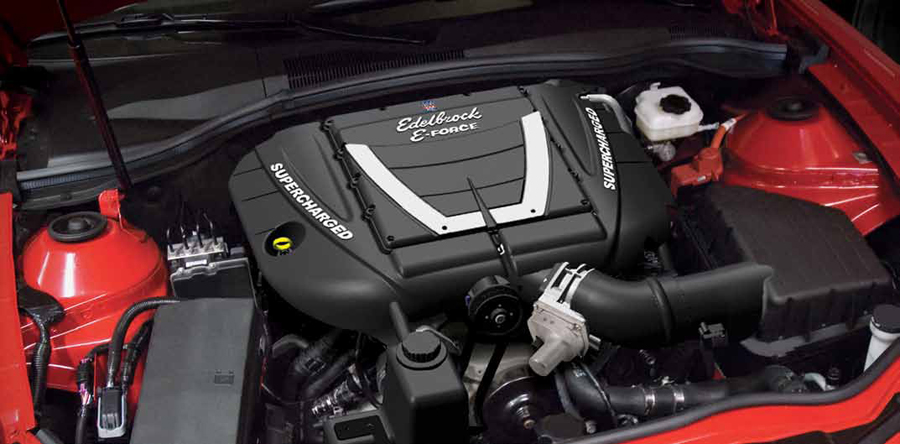 Edelbrock E Force Camaro Ss Supercharger Systems Ls3 2010