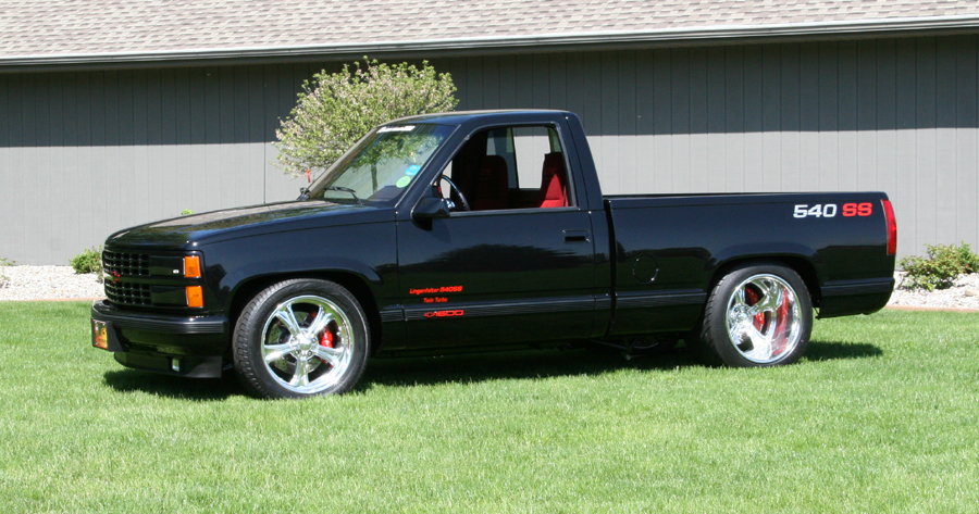 1991 chevy ss 454 pickup this truck is stunning and is truly one of a ...