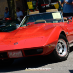 North Oaks Corvette Generations Car Show