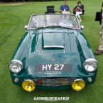 Concours d'Elegance of America - July 2016