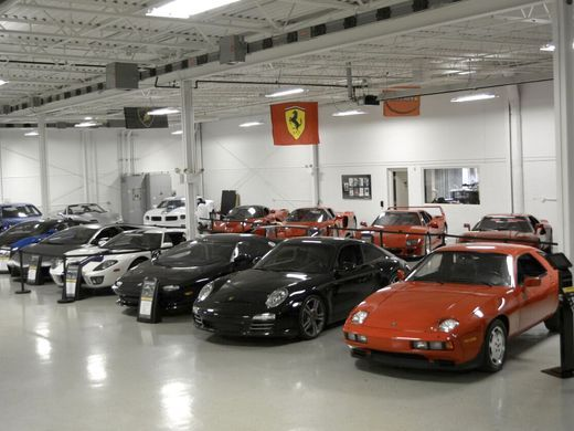 Car collector Lingenfelter to showcase treasures at cancer fund-raiser