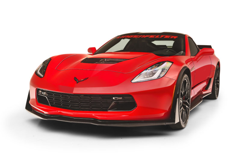 Come See The 2017 Lingenfelter Signature Edition Corvette Z06 Dream Giveaway at SEMA
