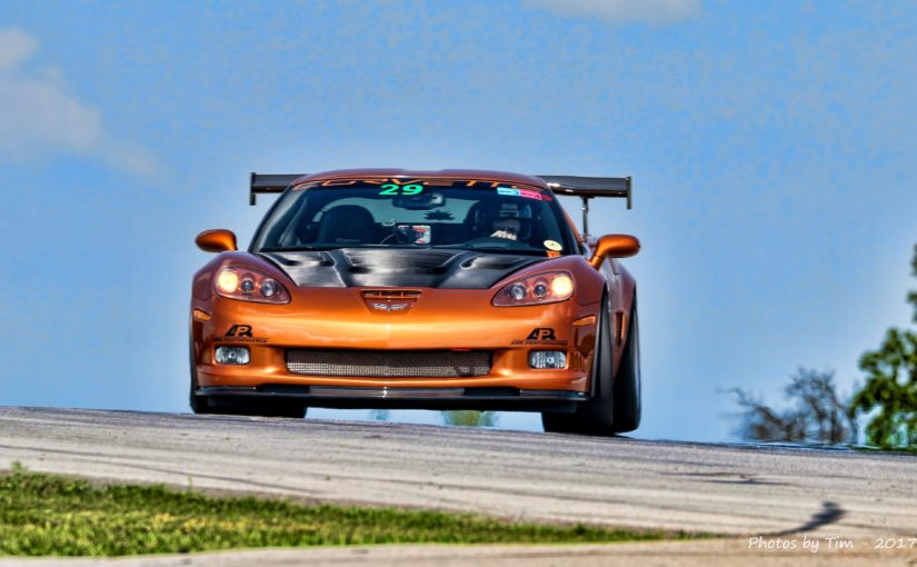 Team Lingenfelter – Tracy Gaudu