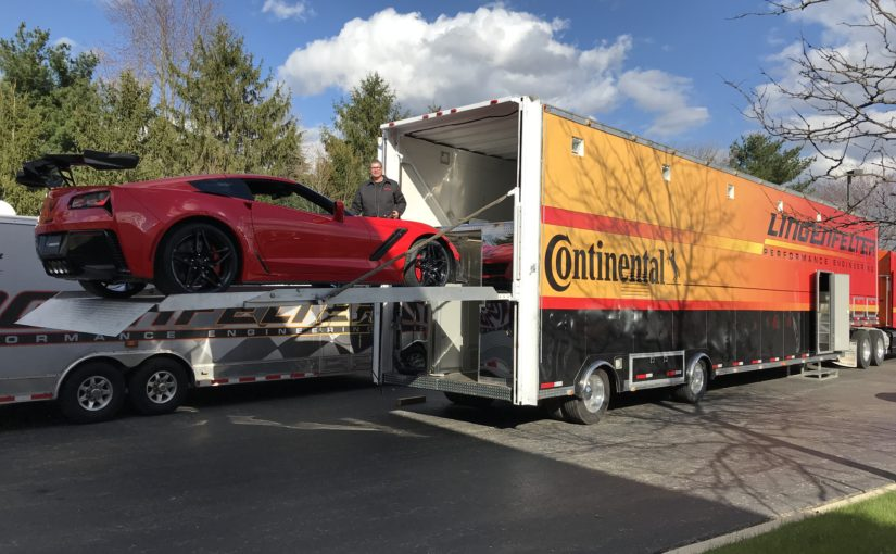 Lingenfelter Performance Engineering Show Truck