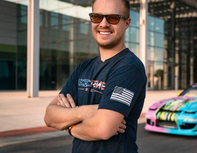 Lingenfelter Performance Engineering Partners with  Formula Drift Pro 2 Driver Andrew Schulte