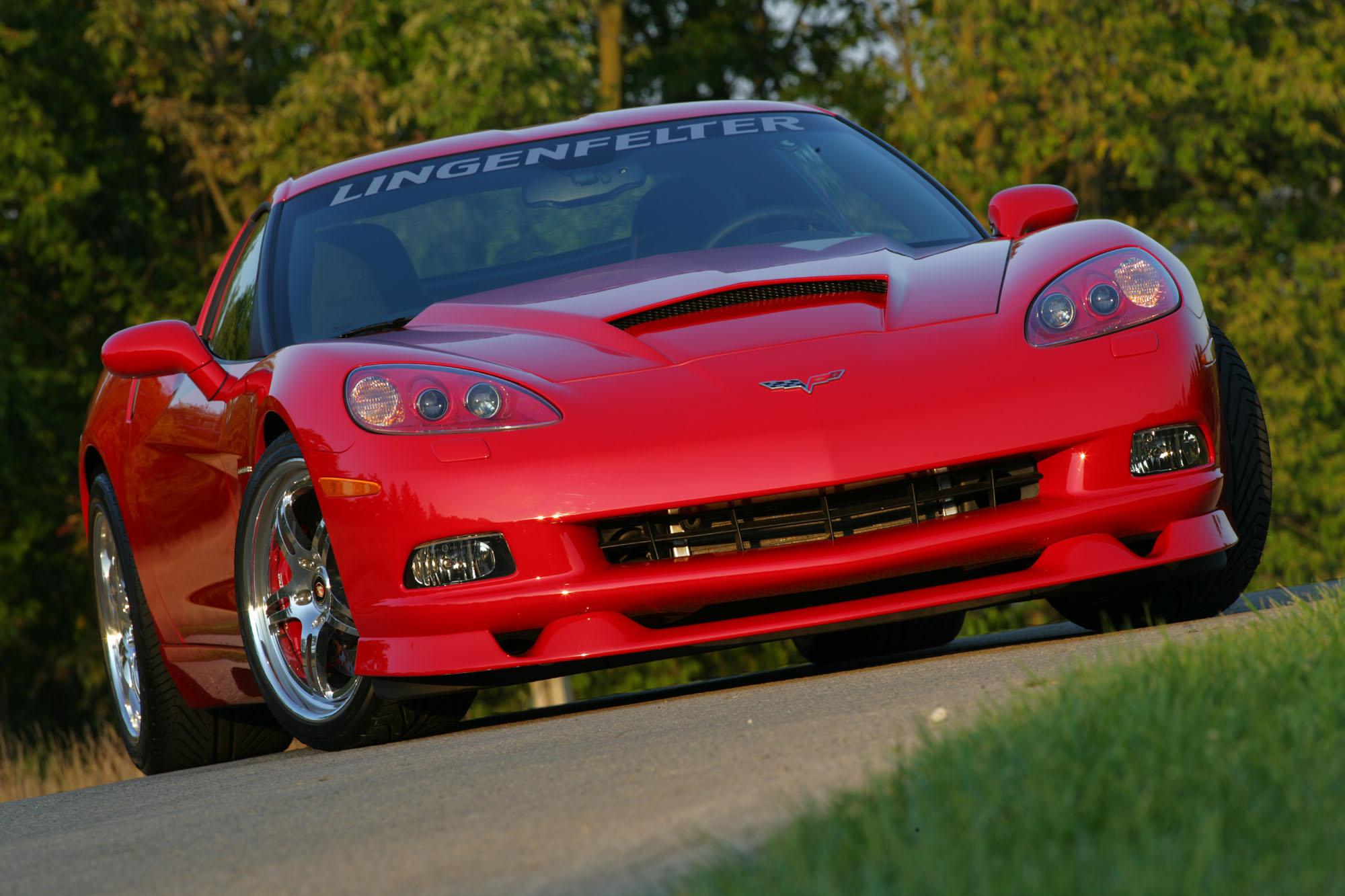 2006 ZO6 Corvette