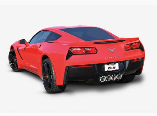 Borla C7 Corvette Stingray ATAK Exhaust System With NPP 2014-15