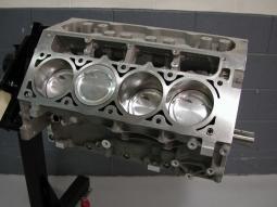 Camaro SS Short Blocks & Crate Engines: Lingenfelter Performance