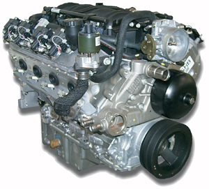Lingenfelter LS7 427 CID Crate Engine 570 HP 575 Torque 11.5 Compression - L92 Heads