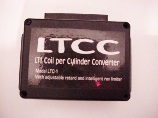 Bailey LTCC Coil Conversion Module - LT1 to LS1 Ignition Controller