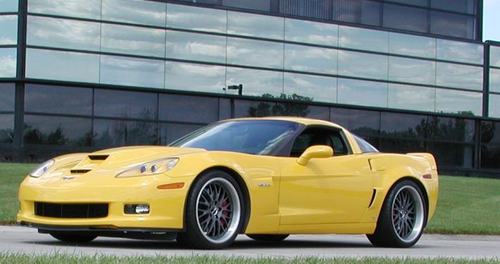 C6 Corvette Zo6 427 Cid Ls7 Tvs2300 Supercharger 750 Hp