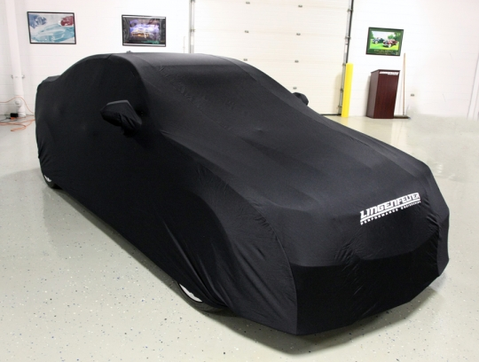 Covercraft Custom Fit Car Cover for Select Cadillac CTS-V Models Black FS16600F5 Fleeced Satin