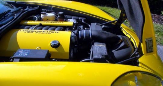 C6 Corvette 378 CID LS3 Heads & Cam 525 HP 2008-2013