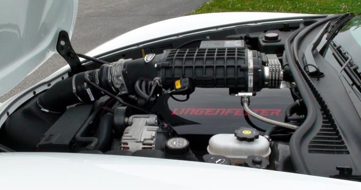 C6 Corvette 427 Cid Ls3 Magnuson Tvs2300 Supercharger 750