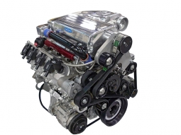 Lingenfelter LSA 378 CID 900 HP 58x 8.9:1 Compression Supercharged Crate Engine
