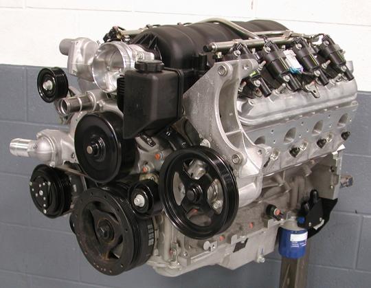 Camaro Firebird 383 CID 465 HP Engine Package 1998-2002