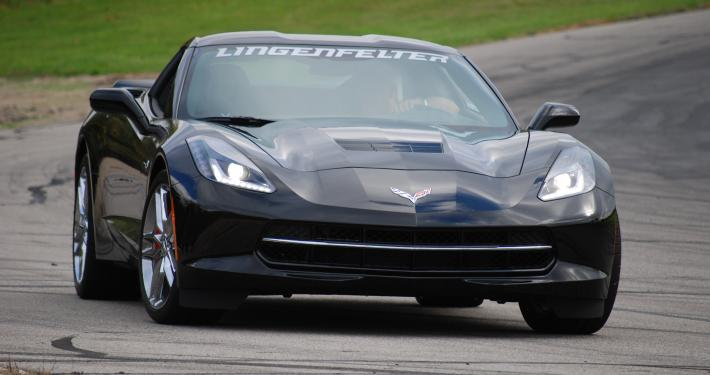 C7 Corvette Stingray 417 Cid Edelbrock E Force Tvs2300