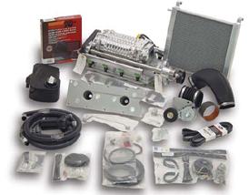Magnuson TVS2300 Intercooled Supercharger Pontiac GTO LS1 2004