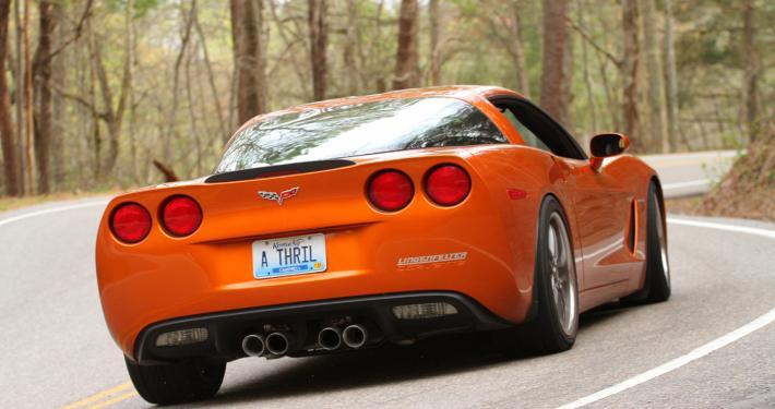 C6 Corvette 378 Cid Ls3 Heads Amp Cam 525 Hp