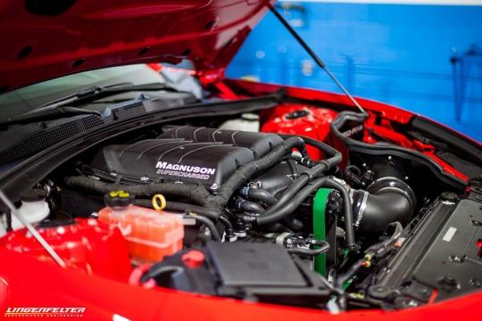 Camaro ZL1 LT4 800 Horsepower Package 2017-19