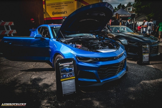 Camaro ZL1 LT4 1000 HP Package