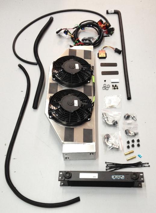 Lingenfelter High Capacity Intercooler Heat Exchanger CTS-V 2009-14