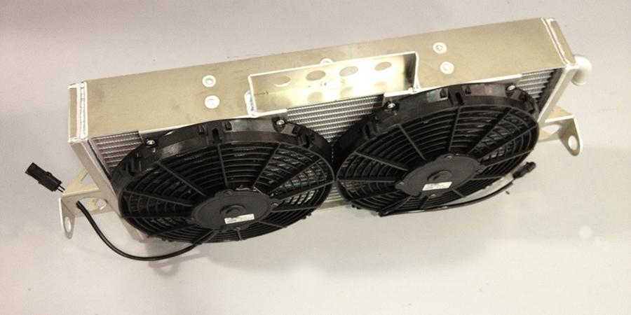 Lingenfelter High Capacity Intercooler Heat Exchanger