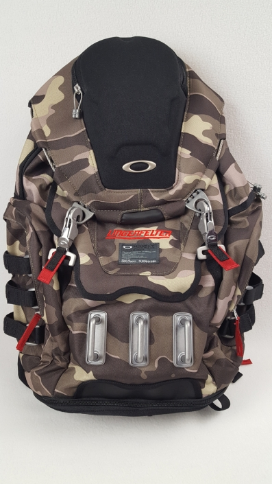 Lingenfelter - Oakley - Kitchen Sink Backpack - CAMO: Lingenfelter ...