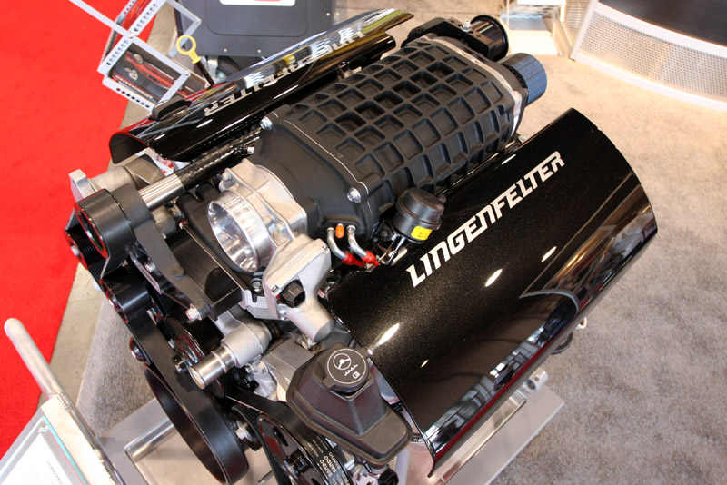 Lingenfelter Ls3 417 Cid 700 Hp 58x 9 75 Supercharged Crate Engine Performance Engineering