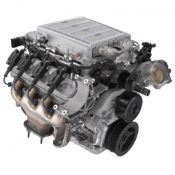 Lingenfelter LS9 378 CID Supercharged Crate Engine 750 HP