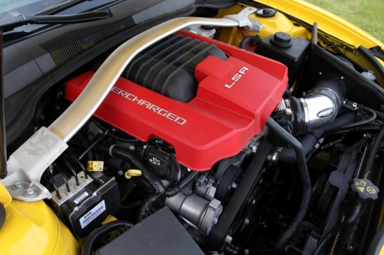 ZL1 Supercharger Upgrades: Lingenfelter Performance Engineering