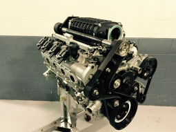 Lingenfelter LSA 417 CID 810 HP 58x 9.75 Supercharged Crate Engine