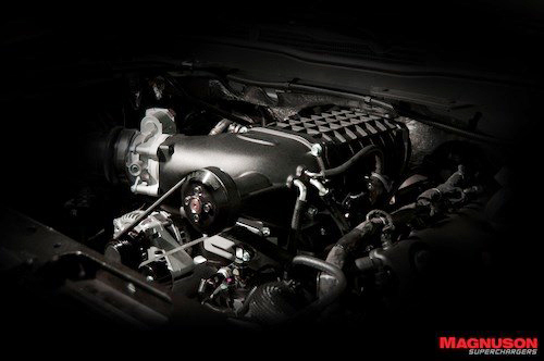 GM Truck & SUV Supercharger Kits: Lingenfelter Performance