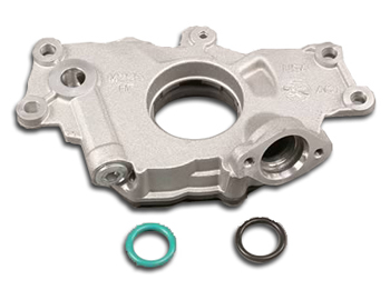 Melling LS1, LS2, LS3, LS6 Standard-volume High pressure Oil Pump