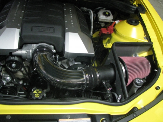 Camaro SS Air Intake: Lingenfelter Performance Engineering