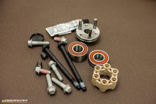 EATON LSA LS9 Supercharger Nose Drive Repair Kit