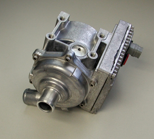 Stewart EMP High Volume Intercooler Pump 25 Amp