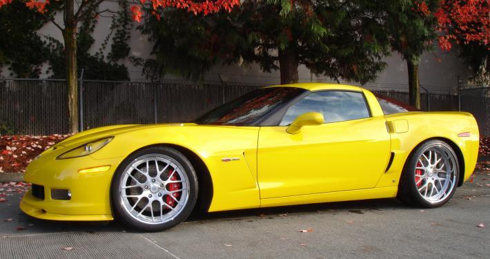 C6 Corvette Zo6 427 Cid Ls7 660 Hp
